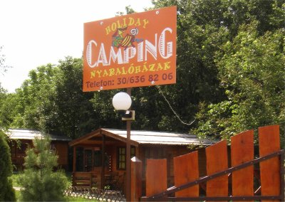 Holiday-Camping sz�ll�shely