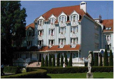 Hotel Erzsébet ***  szálláshely