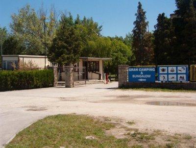 Gran Camping Panzió és Ifjúsági Szállás szálláshely