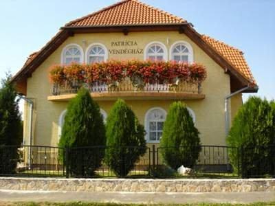 Patricia Vendégház  szálláshely