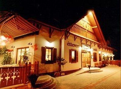Rózsa Panzió-Étterem szálláshely