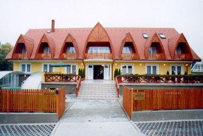 Villa Bridge Panzió szálláshely