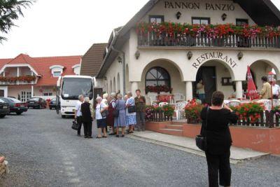 Hotel Pannon Pansio Restaurant szálláshely
