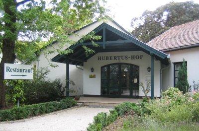Hubertus-Hof Szálloda és Étterem szálláshely