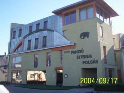 Panzió - Étterem Polgár szálláshely