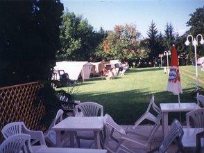 Gyöngyvirág Camping szálláshely