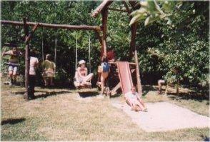 Galagonya Tábor szálláshely