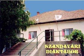 Szandavári Diáktábor szálláshely