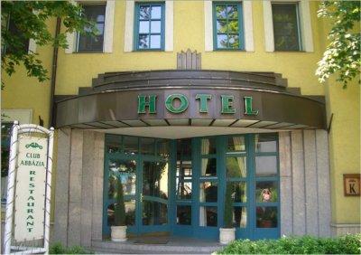 Club Hotel Abbázia szálláshely