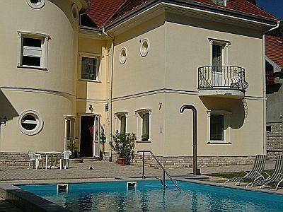 Villa-Park Panzió szálláshely