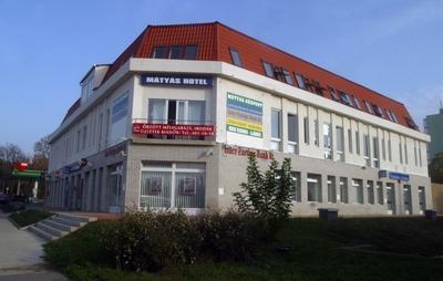 Mátyás Hotel *** szálláshely
