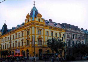 Arany Bárány Hotel szálláshely