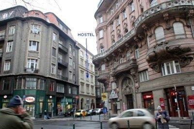 Colors Budapest Hostel szálláshely