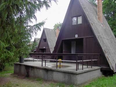 Tölgyes Tábor, Turistaközpont szálláshely