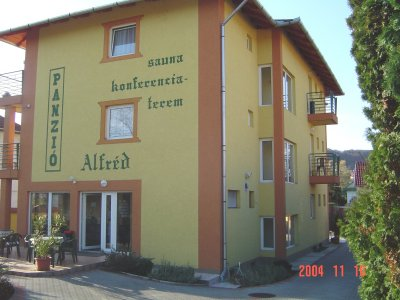 Alfréd Panzió szálláshely