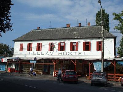 Hullám Hostel Ifjúsági Szálló szálláshely