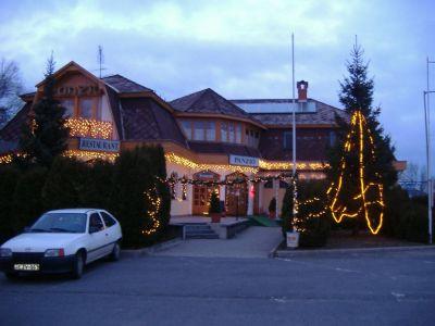 Alpokalja Panzió, Étterem és Üzletház szálláshely
