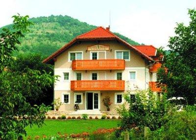 Hotel Honti, Panzió szálláshely