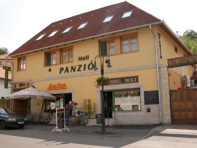 Huli Panzió szálláshely