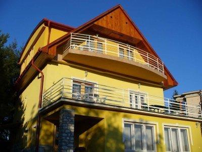 Szamóca Vendégház szálláshely