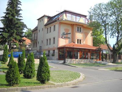 Fortuna Hotel ***   szálláshely