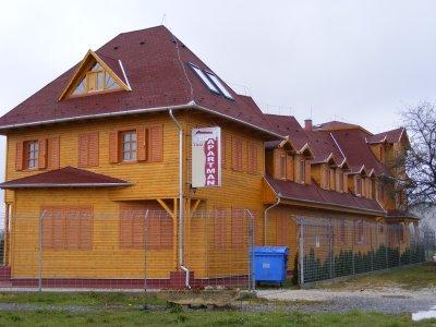 Tisza Apartmanház szálláshely