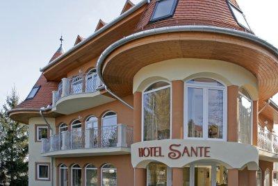 Hotel Sante *** szálláshely